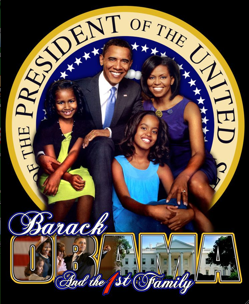 The First Family Elect Nov. 2008